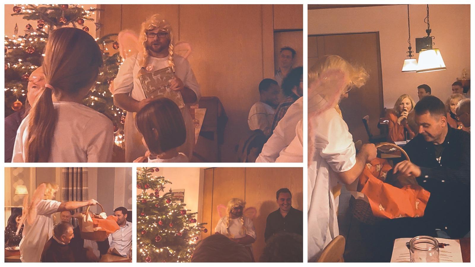 Weihnachtliche Zeiten beim VfB Helmbrechts 98