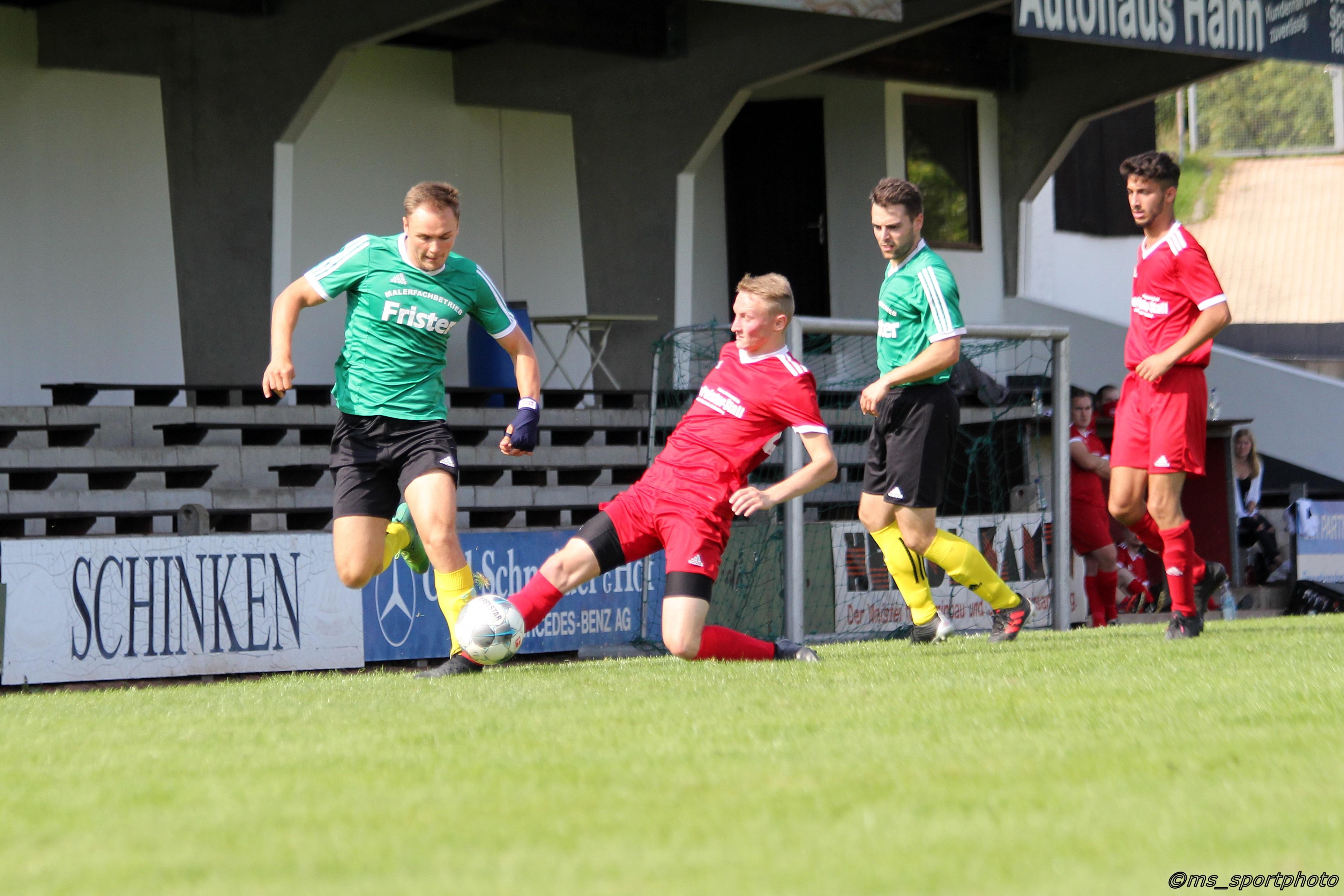 Der VfB verliert sein letztes Testspiel vor dem Re-Start