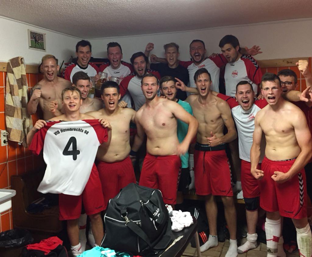 4:2 Sieg zum Saisonauftakt gegen 1. FC Schwarzenbach / Saale II