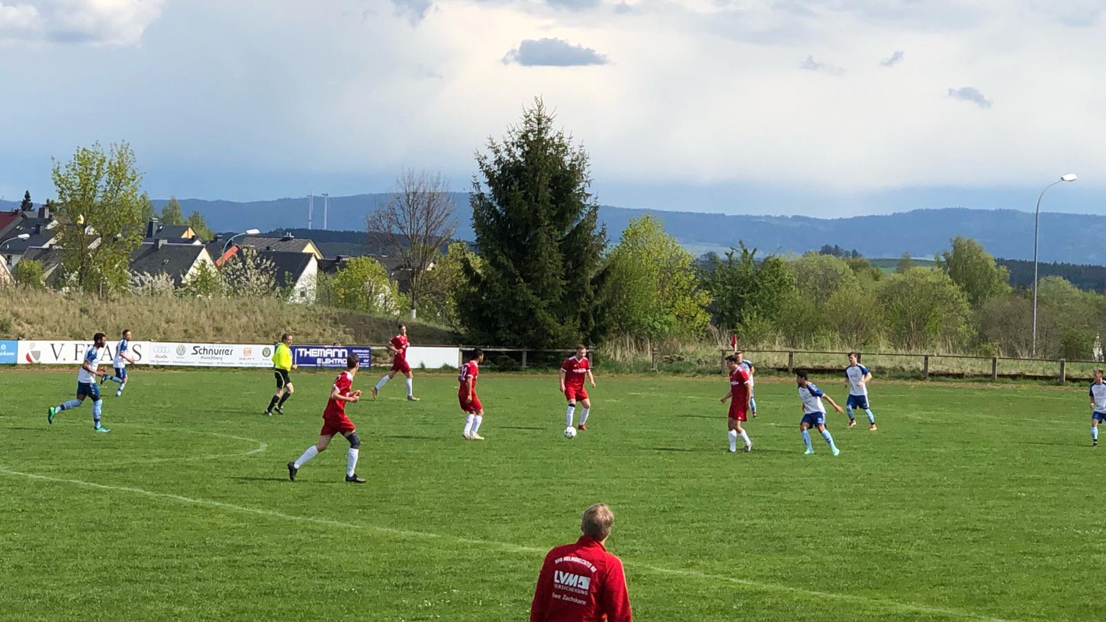 VfB erneut ohne Niederlage!