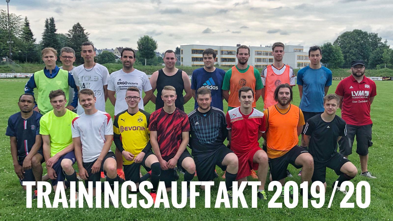 Der VfB startet in die Vorbereitung!