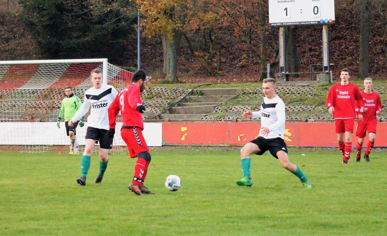 Der VfB gewinnt sein letztes Spiel vor der Winterpause!
