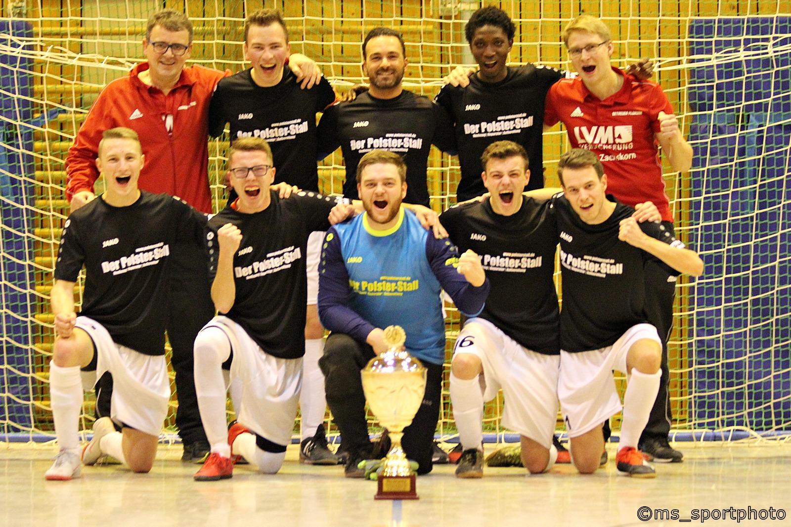 Der VfB ist Stadtmeister 2020!