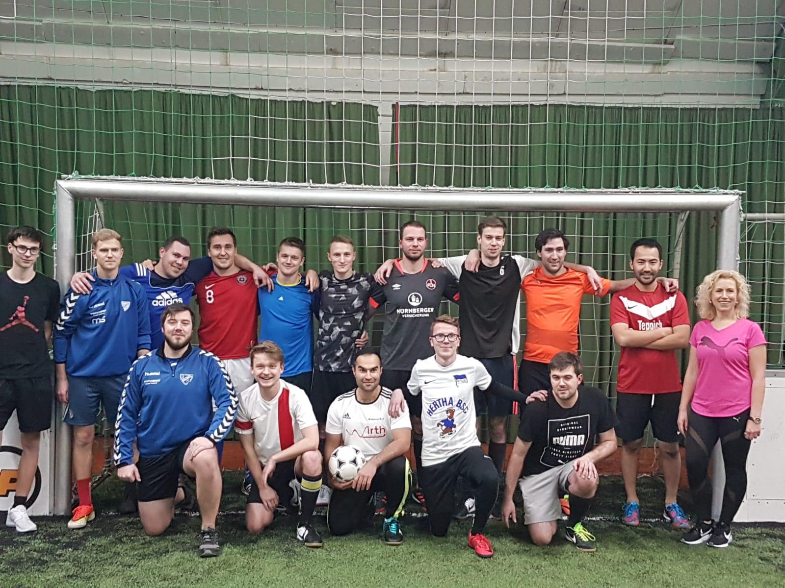 Der VfB startet in die Wintervorbereitung