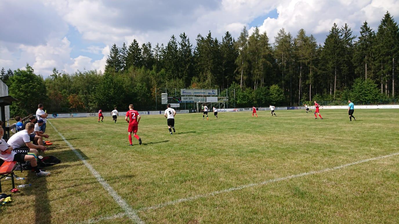 Der VfB gewinnt auch sein zweites Testspiel!