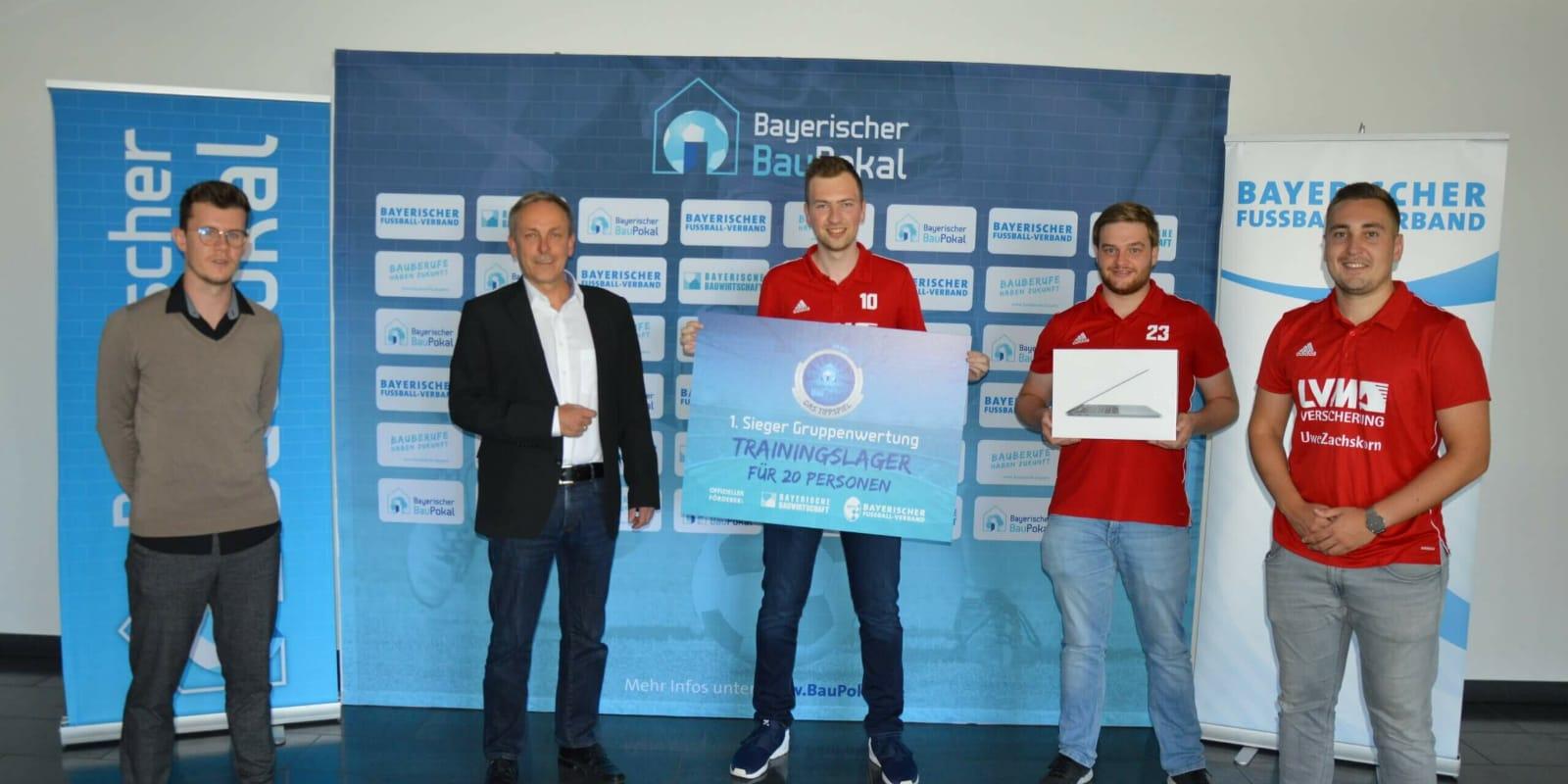 Der VfB gewinnt den Baupokal 2020!