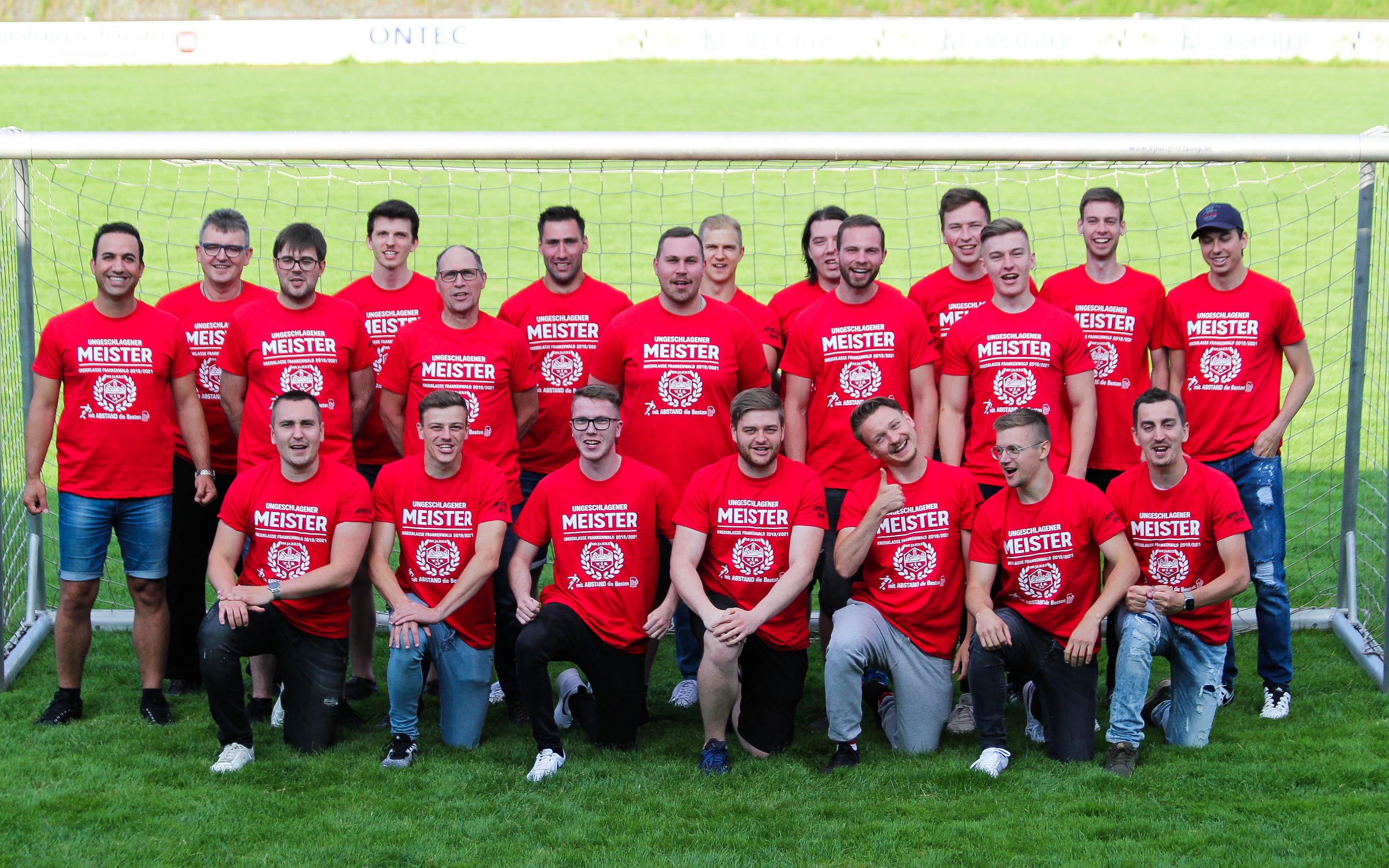 Der VfB ist Meister!