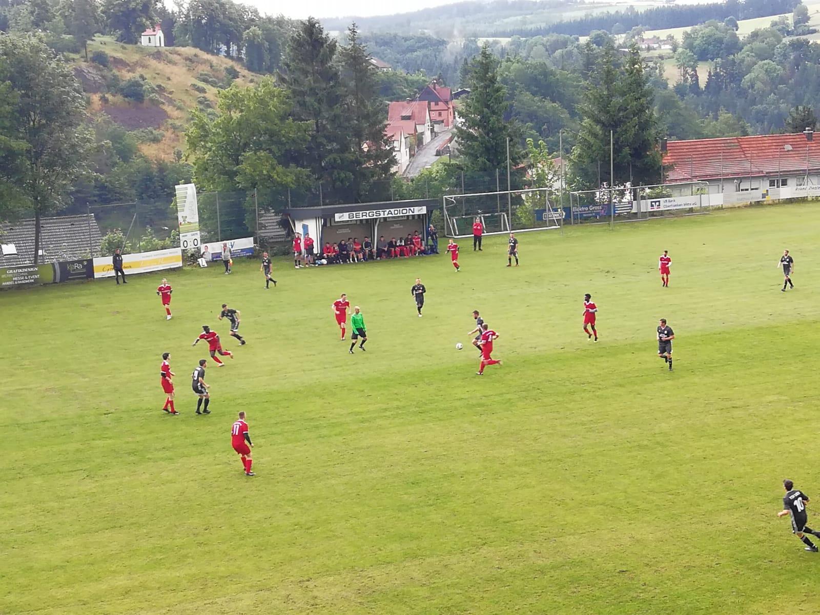 Der VfB siegt beim Sportfest in Wartenfels!